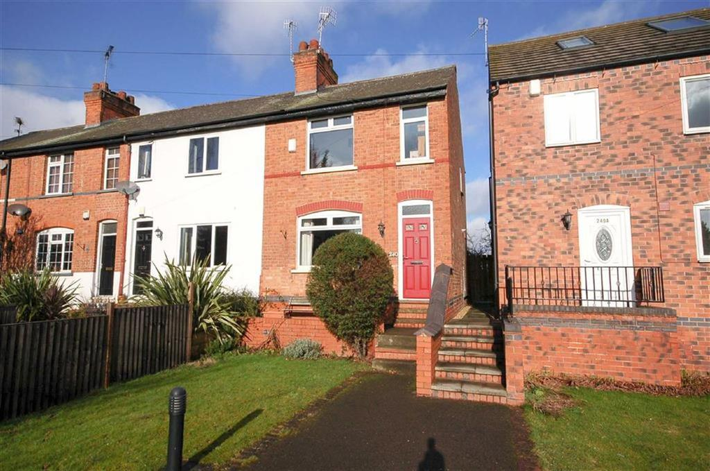 2 Bedrooms End Of Terrace House for sale in Wilford Lane, West Bridgford