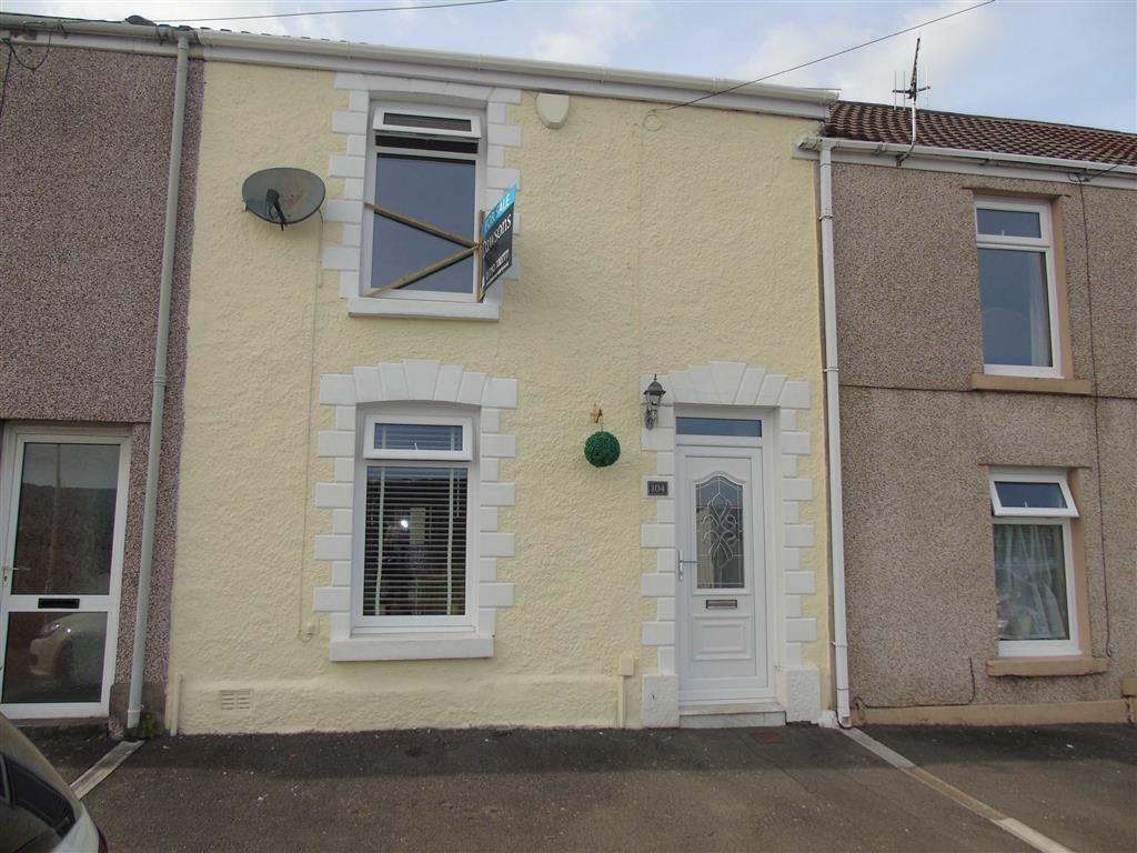 2 Bedrooms Terraced House for sale in Dinas Street, Plasmarl, Swansea