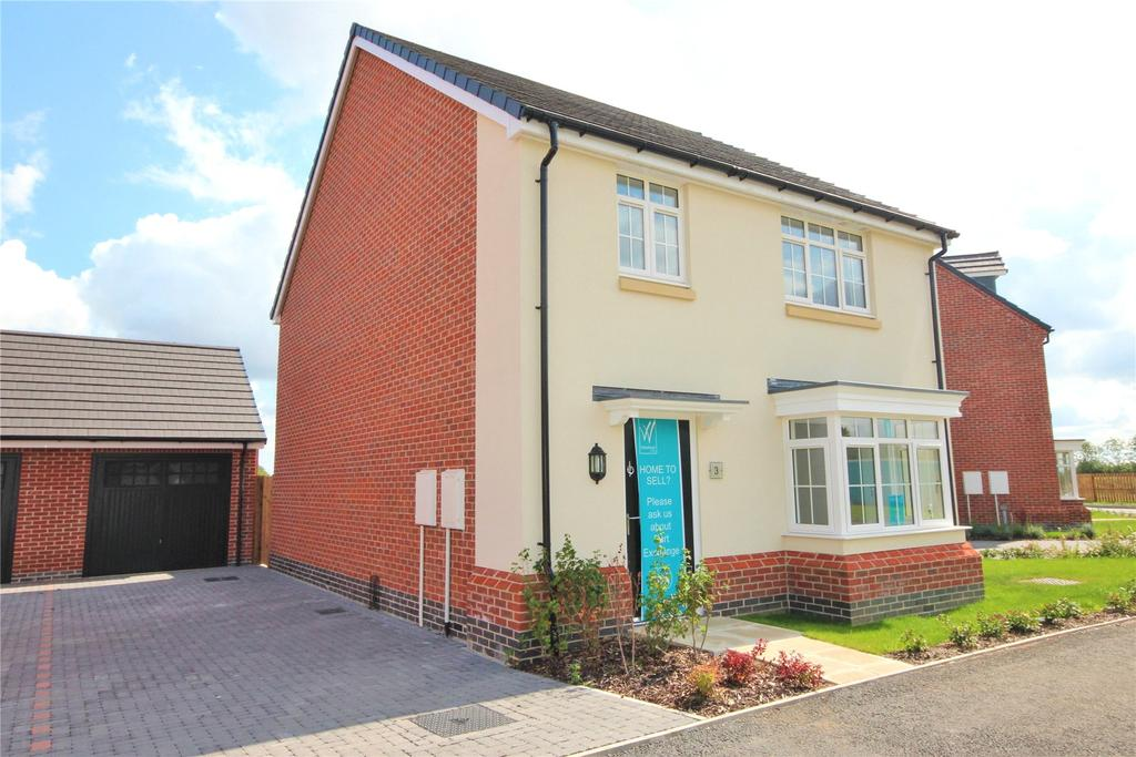 4 Bedrooms Detached House for sale in Humberston Meadows, Humberston, DN36