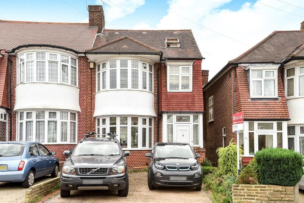 4 Bedrooms Semi Detached House for sale in Arlington Road, Southgate