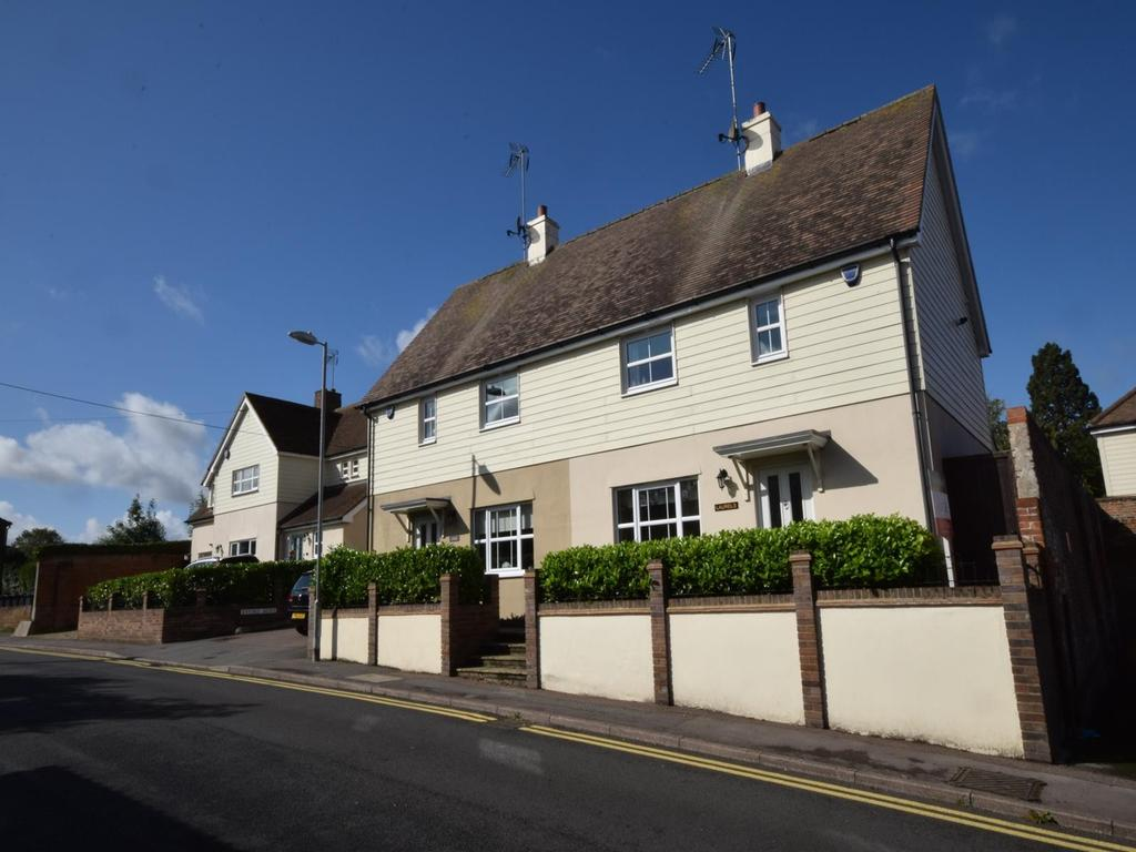 3 Bedrooms Semi Detached House for sale in Chequers Lane, Dunmow, Essex, CM6
