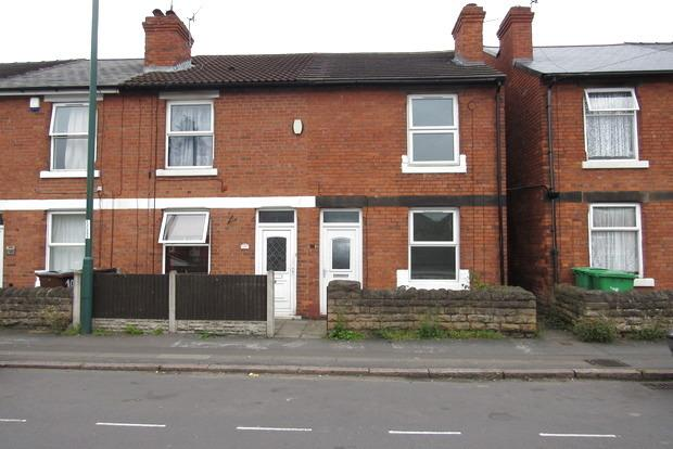 2 Bedrooms Terraced House for sale in Cinderhill Road, Bulwell, Nottingham, NG6