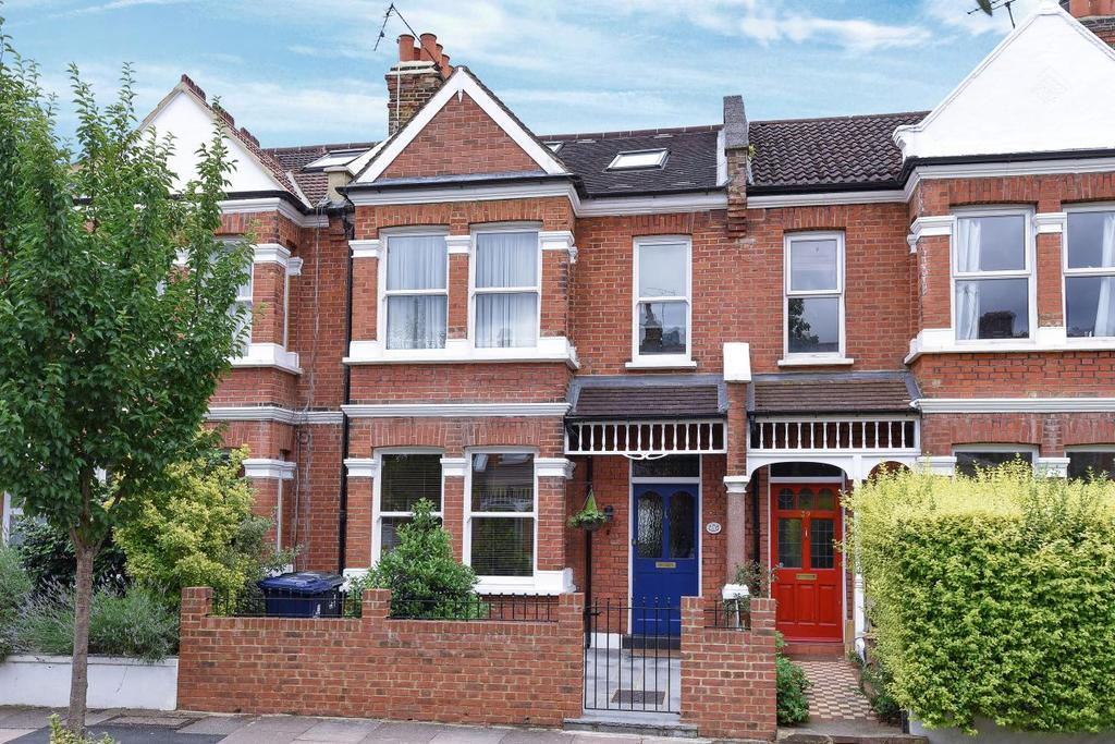4 Bedrooms Terraced House for sale in Drayton Gardens, Ealing