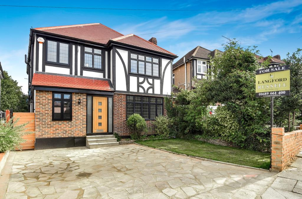 5 Bedrooms Detached House for sale in Lancing Road Orpington BR6