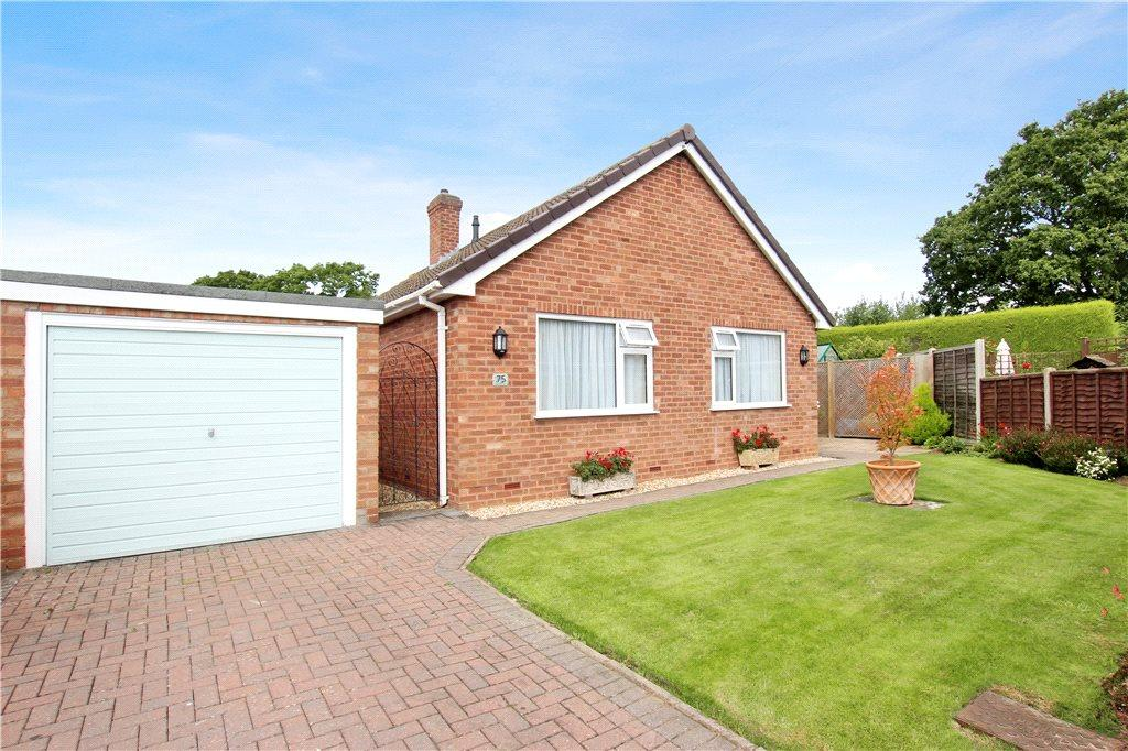 3 Bedrooms Detached Bungalow for sale in Oakfield Road, Malvern, Worcestershire, WR14