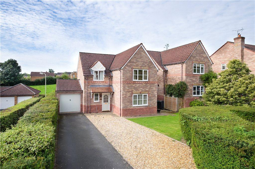 4 Bedrooms Detached House for sale in Ballard Close, Ludlow, Shropshire, SY8