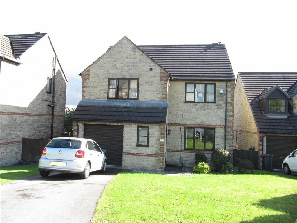 4 Bedrooms Detached House for sale in Heaton Gardens, Paddock, Huddersfield, HD1