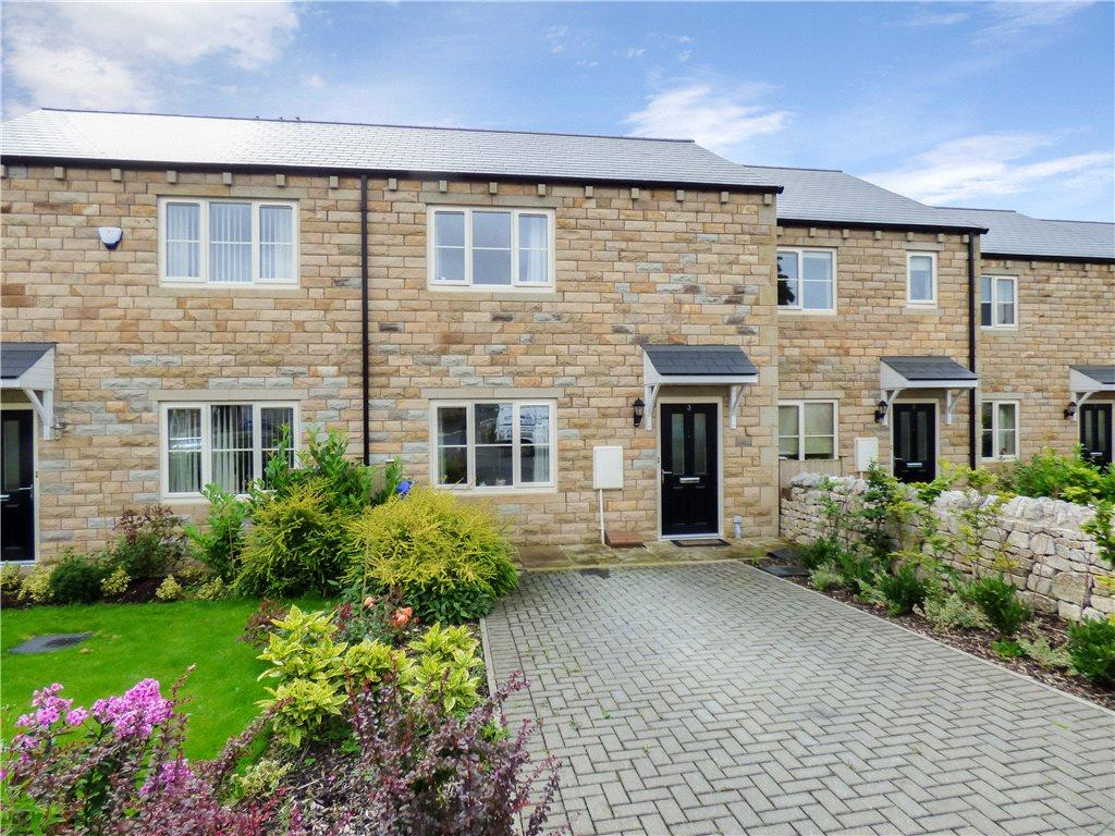 2 Bedrooms Terraced House for sale in Oxley Fold, Settle, North Yorkshire