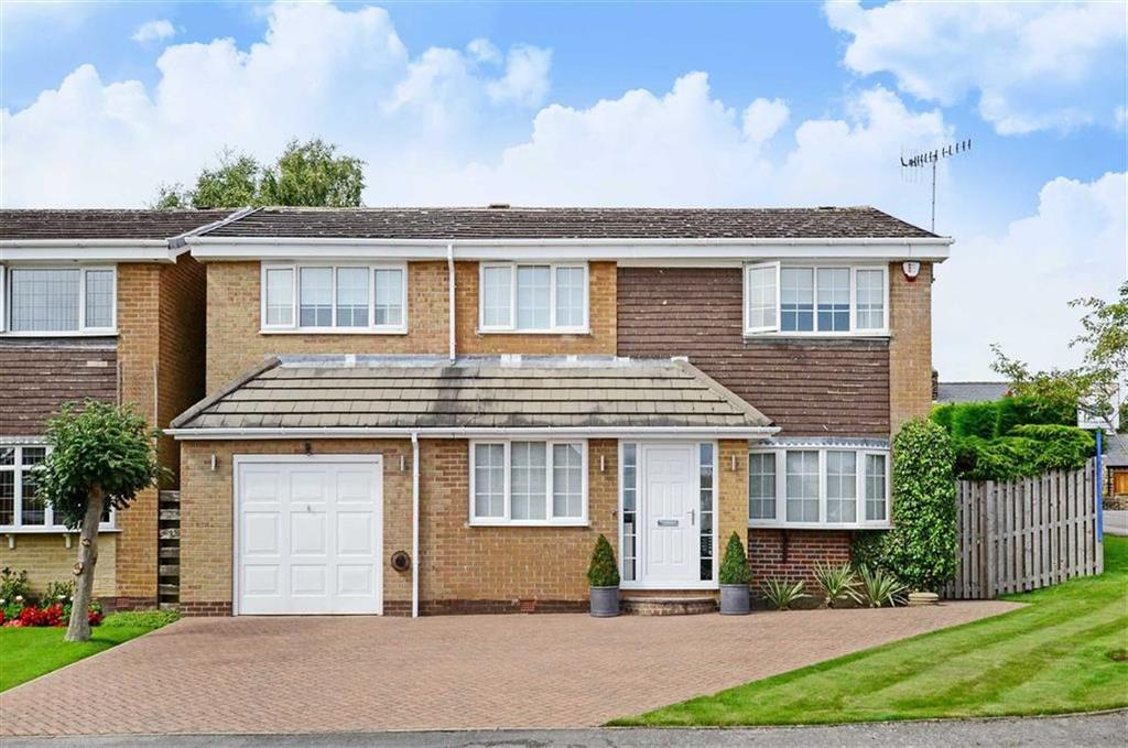 5 Bedrooms Detached House for sale in 2, Welbeck Close, Dronfield Woodhouse, Dronfield, Derbyshire, S18