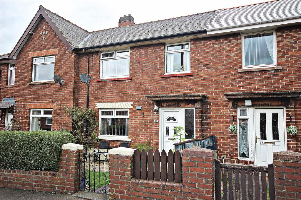 3 Bedrooms Terraced House for sale in Tindale Street, Consett