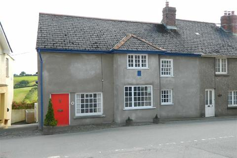 3 bedroom semi-detached house for sale - East Street, North Molton, South Molton, Devon, EX36