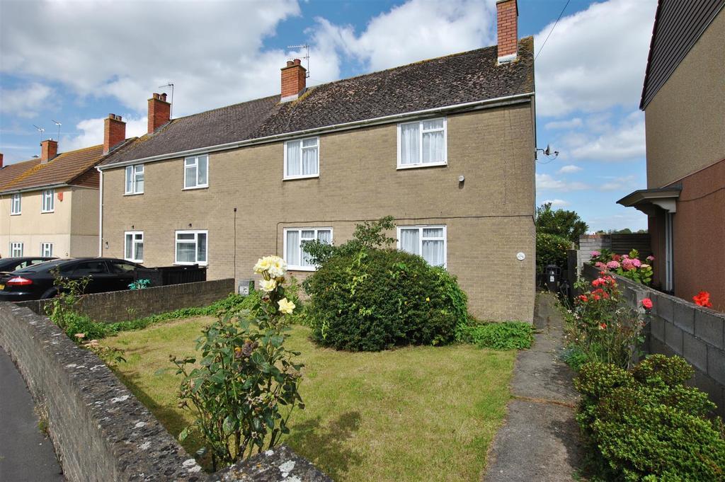 3 Bedrooms Semi Detached House for sale in New Fosseway Road, Hengrove