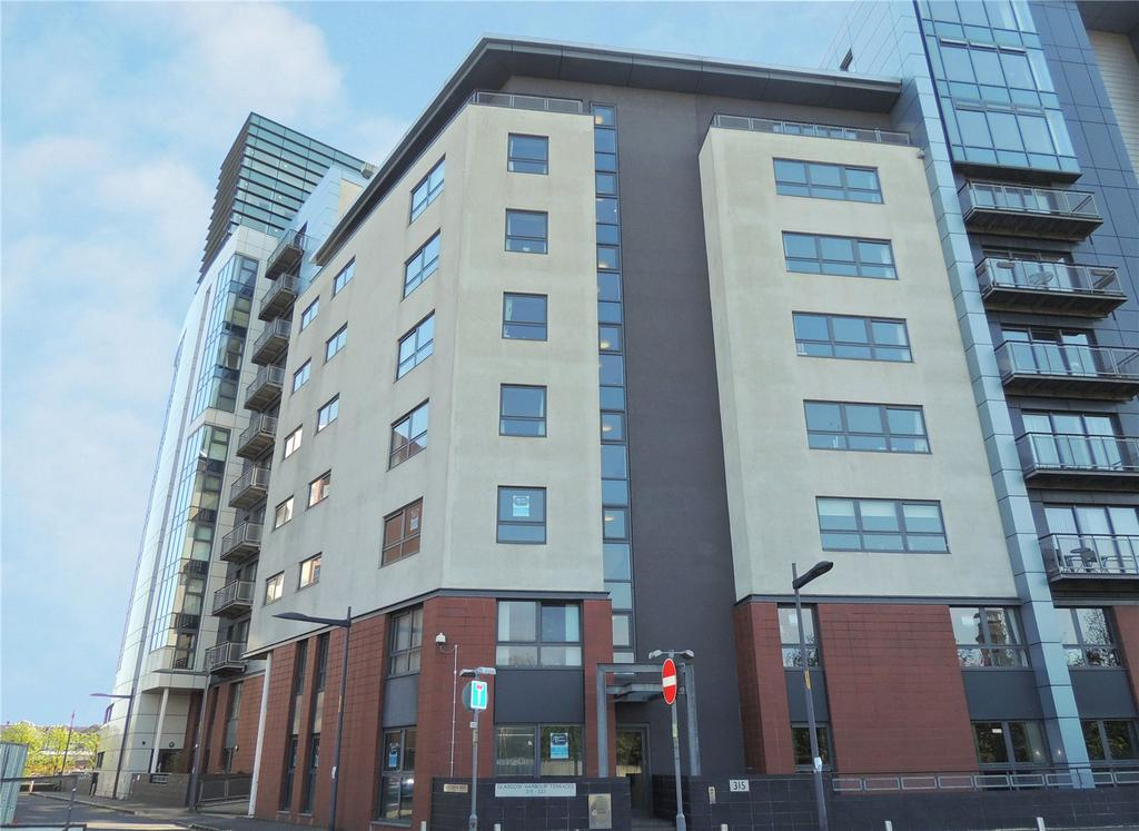2 Bedrooms Flat for rent in 0/1, 315 Glasgow Harbour Terrace, Glasgow, G11