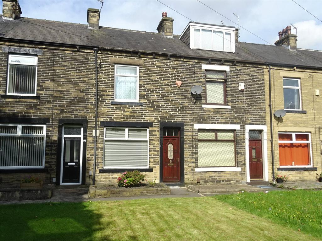 2 Bedrooms Terraced House for sale in Dick Lane, Bradford, West Yorkshire, BD4