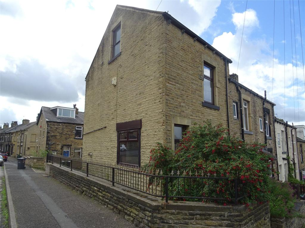 2 Bedrooms End Of Terrace House for sale in Westminster Terrace, Bradford, West Yorkshire, BD3