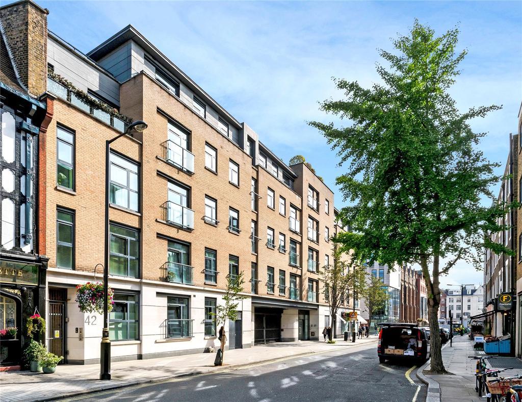 1 Bedroom Flat for sale in Faraday House, 30 Blandford Street, London, W1U
