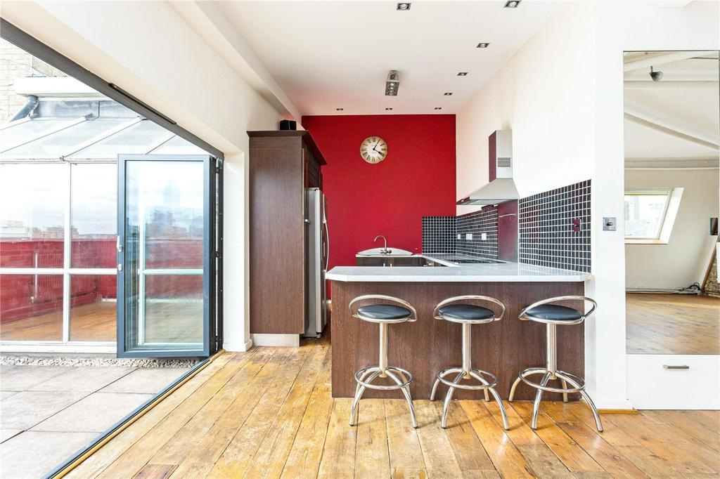 2 Bedrooms Unique Property for sale in Foundry House, 47 Morris Road, Canary Wharf, London, E14