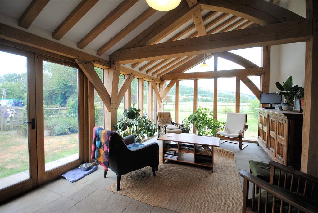 5 Bedrooms Equestrian Facility Character Property for sale in Biddisham Lane, Biddisham, Somerset, BS26
