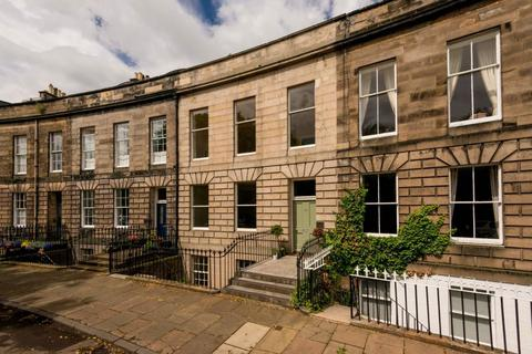 4 bedroom townhouse for sale - 13 Claremont Crescent, Edinburgh, EH7 4HX