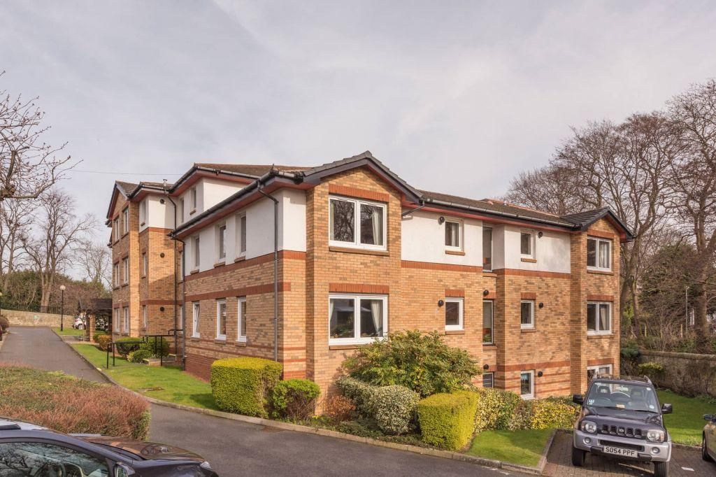 2 Bedrooms Retirement Property for sale in Queens Court, 16/30 Queen's Road, Edinburgh, EH4 2By