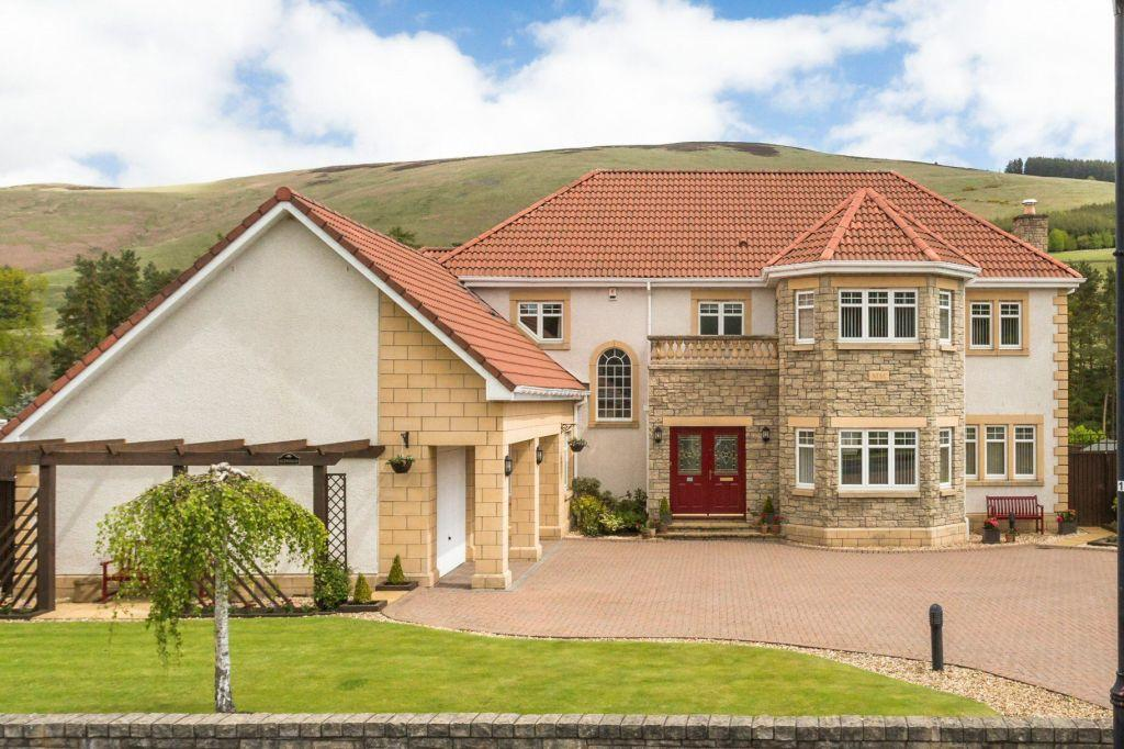 5 Bedrooms Detached House for sale in Glendale, 21 St Bryde's Way, Cardrona, EH45 9LL