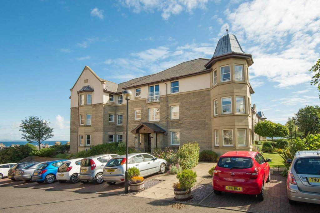 2 Bedrooms Retirement Property for sale in 37 Craigleith View, Station Road, North Berwick, East Lothian, EH39 4BF