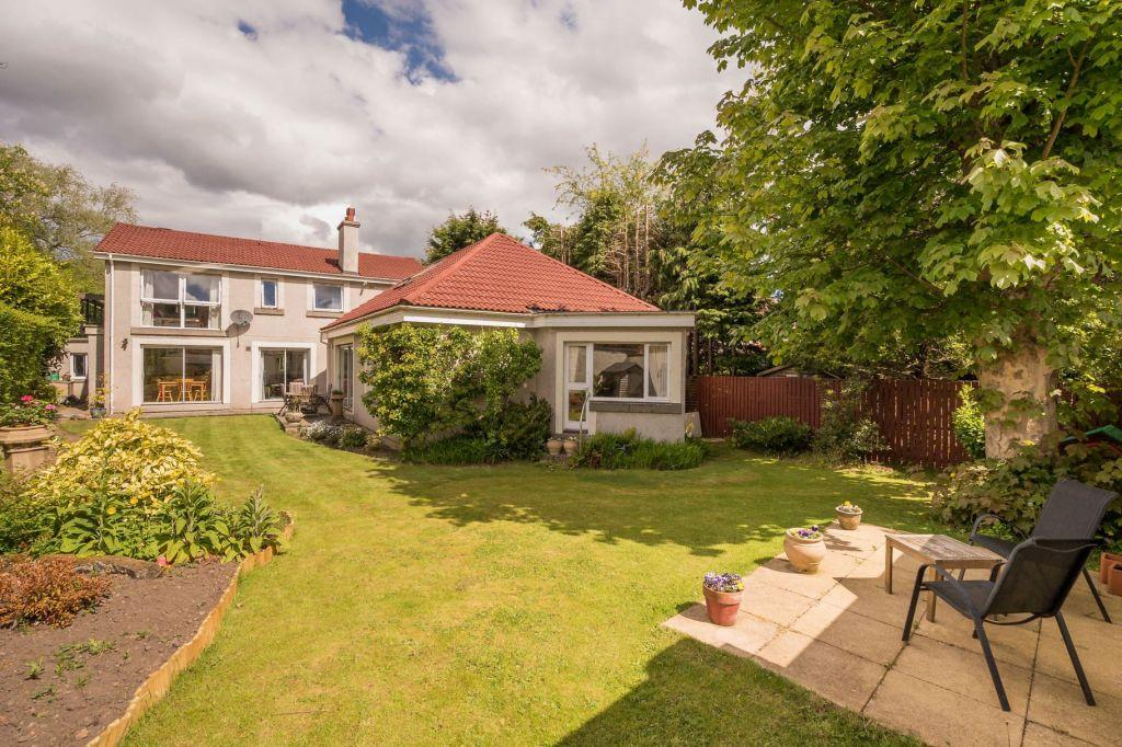 5 Bedrooms Detached House for sale in Bradstead House, 433 Lanark Road, Juniper Green, Edinburgh, EH14 5BA