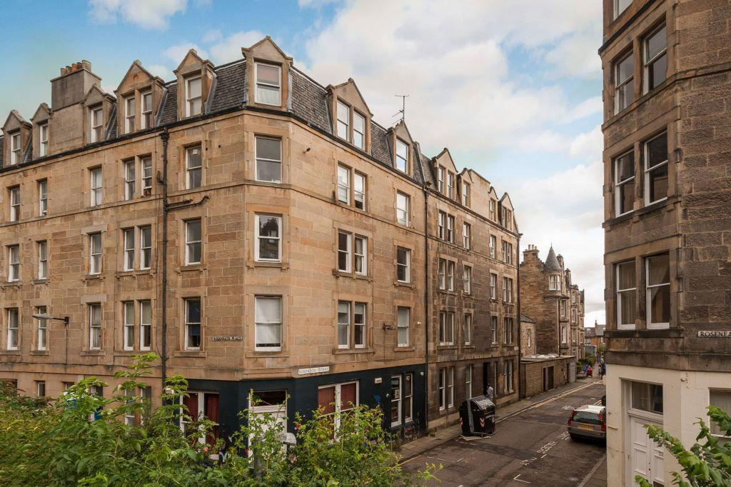 1 Bedroom Flat for sale in 29 (3F1) Roseneath Terrace, Edinburgh, EH9 1JP
