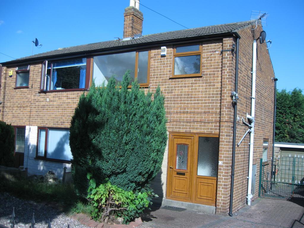 3 Bedrooms Semi Detached House for sale in Fearnville Mount, Leeds LS8