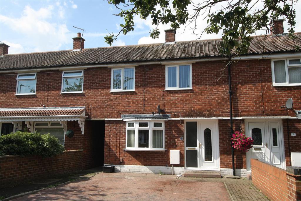 2 Bedrooms Terraced House for sale in Belsay Walk, Darlington