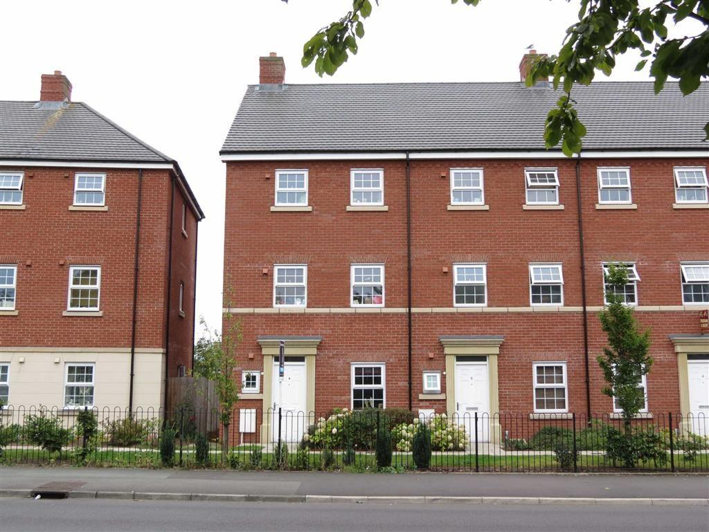 4 Bedrooms End Of Terrace House for sale in Yew Tree Close, Spring Gardens, Shrewsbury, Shropshire