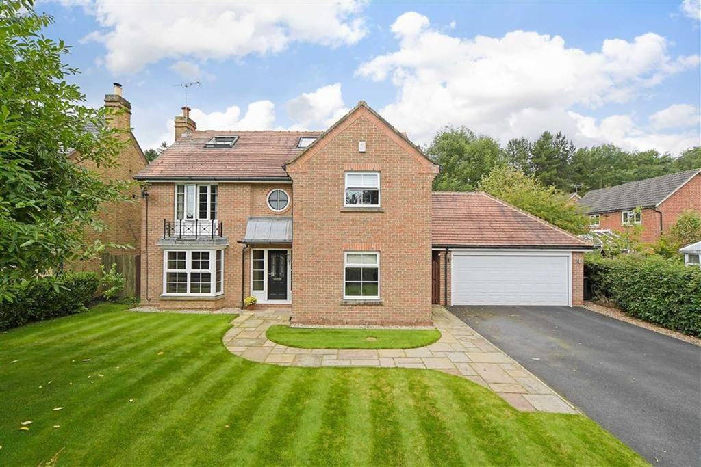 5 Bedrooms Detached House for sale in Appleby Avenue, Knaresborough, North Yorkshire