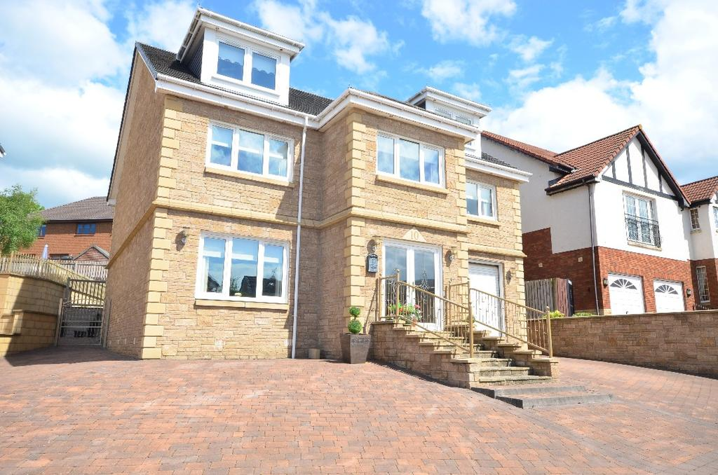 6 Bedrooms Detached House for sale in Snead View, Motherwell, North Lanarkshire, ML1 5GL