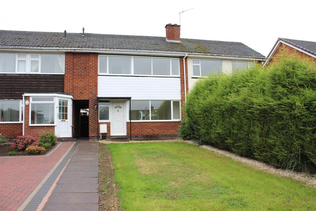 3 Bedrooms Town House for sale in Bear Lane Close, Polesworth, Tamworth
