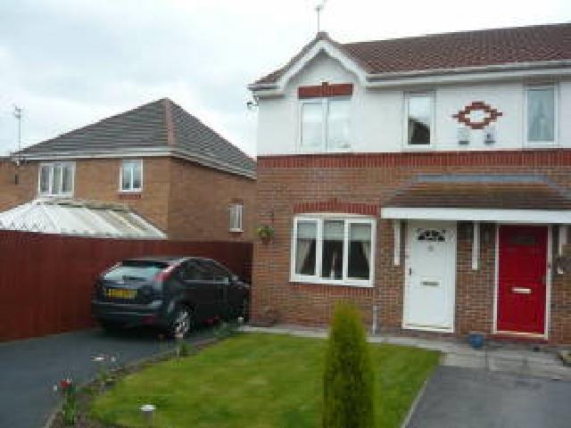 2 Bedrooms Semi Detached House for sale in Stanwood Gardens, Whiston