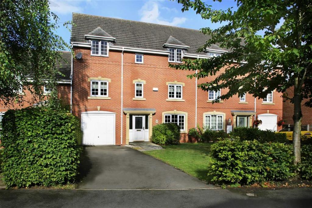 4 Bedrooms Town House for sale in Fairfax Drive, Nantwich, Cheshire