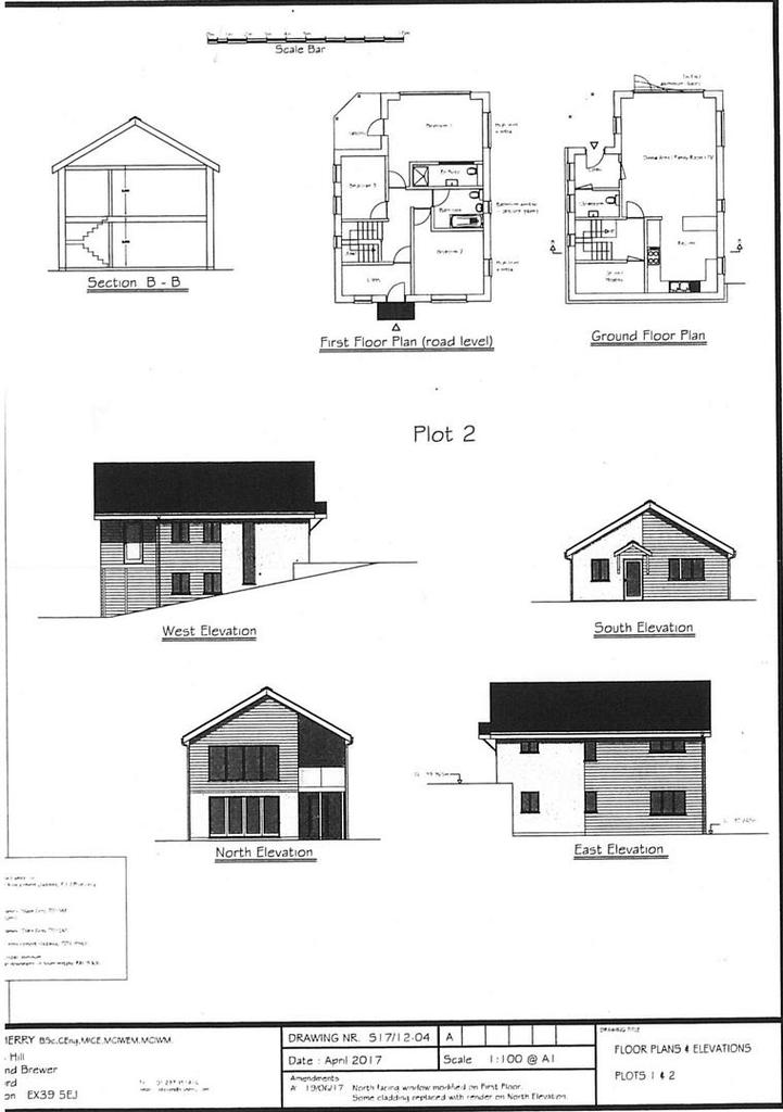 Land Commercial for sale in Appledore