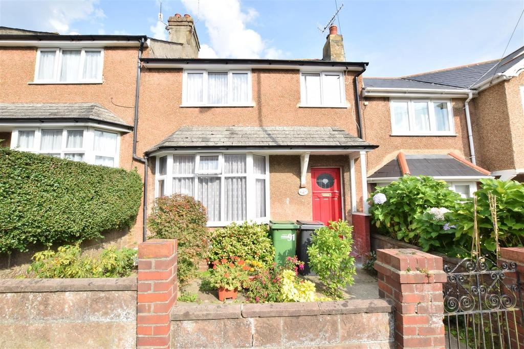 3 Bedrooms Terraced House for sale in Saxon Road, Hastings