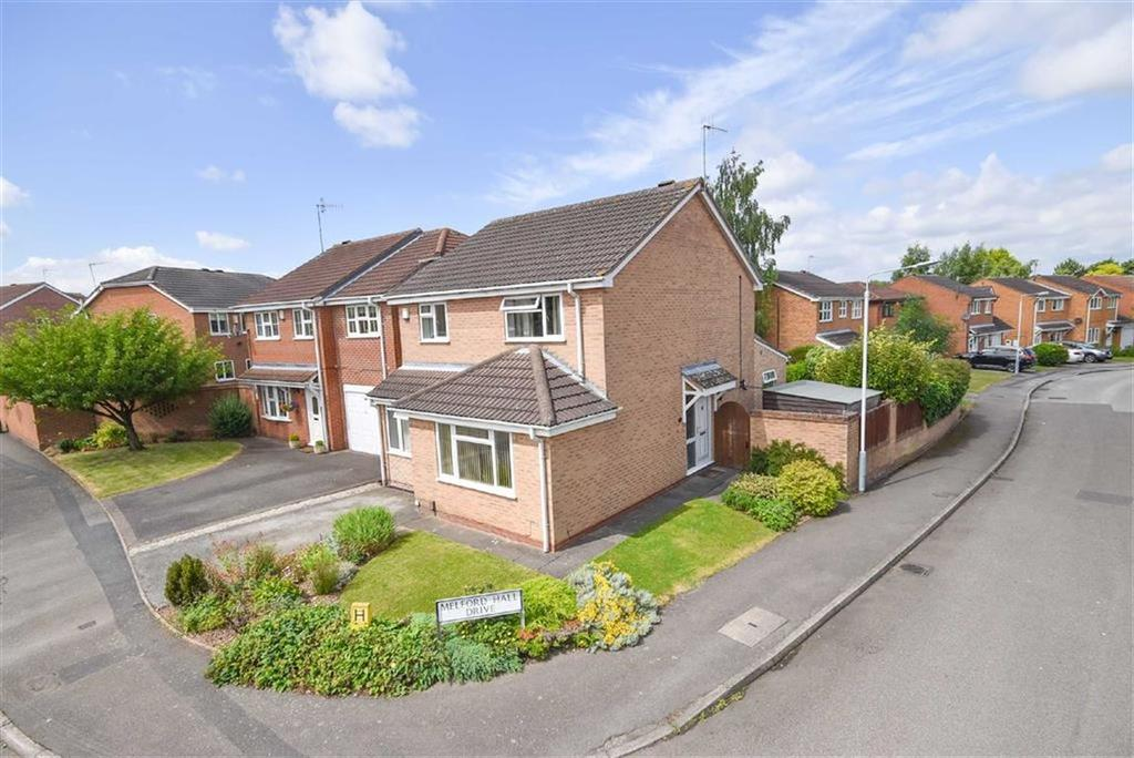 5 Bedrooms Detached House for sale in Melford Hall Drive, West Bridgford