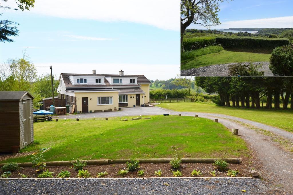 6 Bedrooms Detached House for sale in Summerhill, Amroth, Pembrokeshire