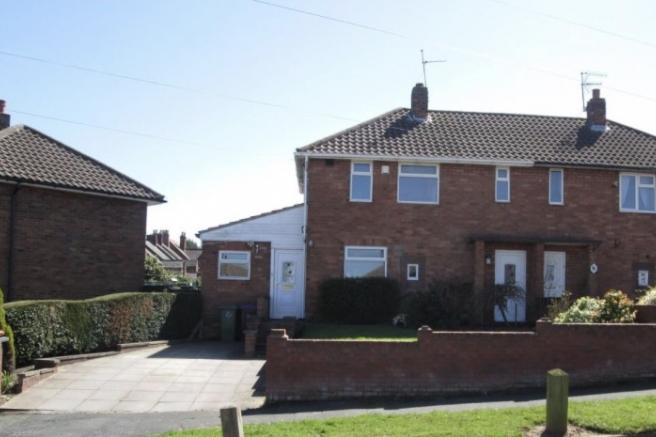 2 Bedrooms Semi Detached House for sale in 5 Dickens Road, Trench, Telford, Shropshire, TF2 7JT