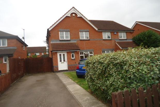 3 Bedrooms Semi Detached House for sale in Gooding Avenue, Leicester, LE3