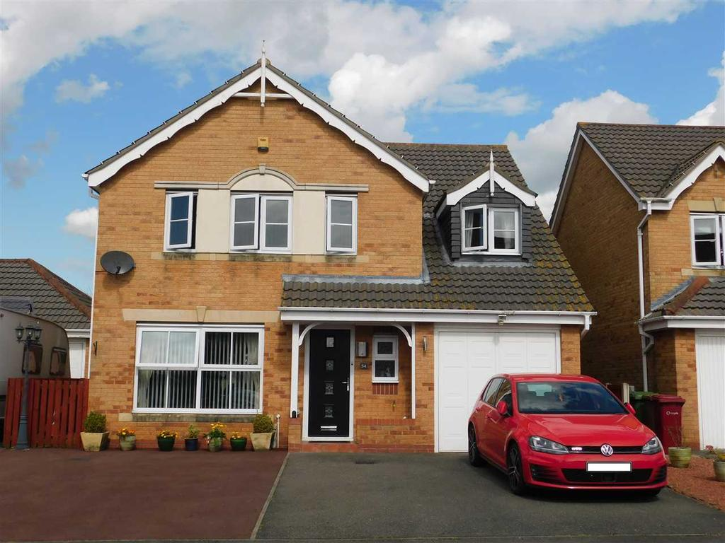 5 Bedrooms Detached House for sale in SWIFT DRIVE, BRIGG