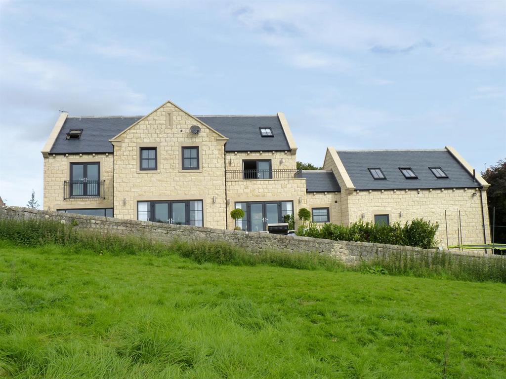 5 Bedrooms Detached House for sale in Copgrove Road, Burton Leonard