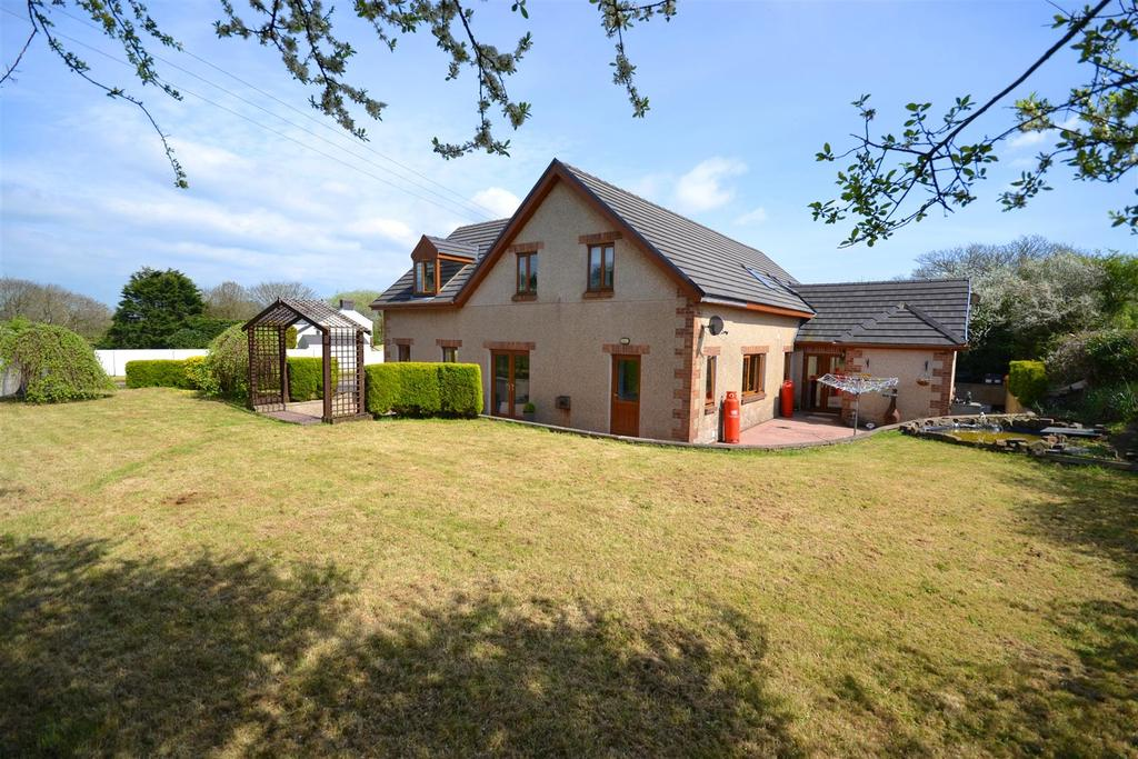 6 Bedrooms Detached Bungalow for sale in The Fold, Green Lane, Waterston