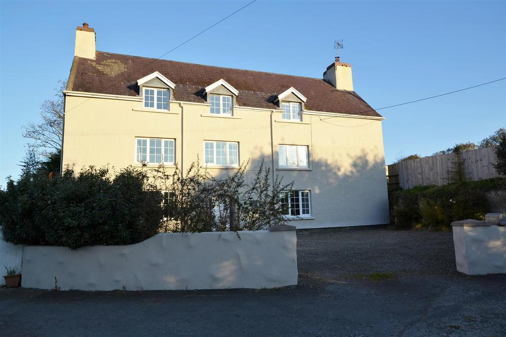 5 Bedrooms Detached House for sale in Redberth, Tenby
