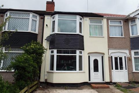 3 bedroom terraced house for sale - Treherne Road, Coventry CV6