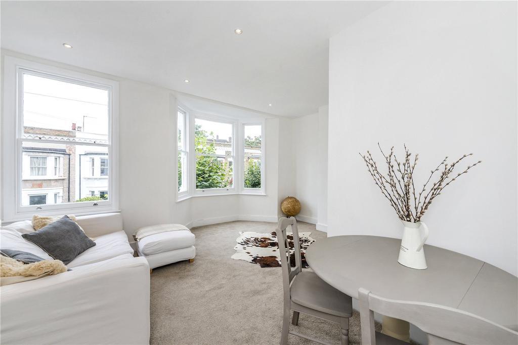 2 Bedrooms Flat for sale in Medora Road, London, SW2