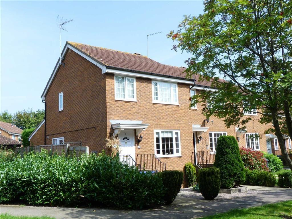 3 Bedrooms End Of Terrace House for sale in Tempsford, Welwyn Garden City