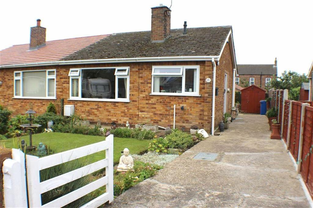 1 Bedroom Semi Detached Bungalow for sale in Church Close, Flamborough, East Yorkshire